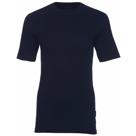 Kalix Premium Men's Navy Thermal Vests