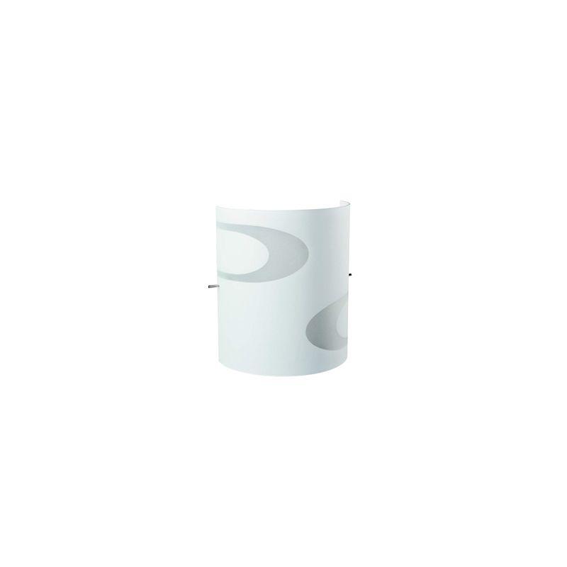 Kallie Kallie - Applique vetro decoraz. Effetto intarsio