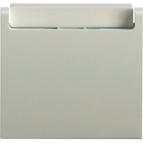 Kallysta enjoliveur pour interrupteur à carte coloris blanc névé
