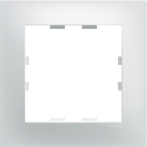 kallysta pop Plaque 1P Blanc Névé