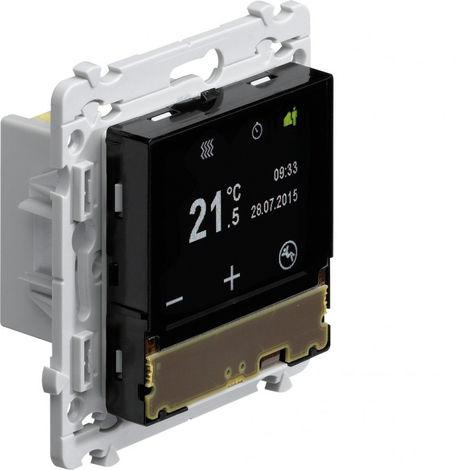 Kallysta thermostat d'ambiance programmable KNX, ecran TFT (WKT510)