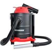 Kaminer Aspirateur Souffleur Vide Cendres 20 L 1600w
