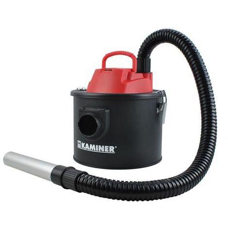 KAMINER II Aspirateur vide cendres poêle cheminée barbecue souffleur