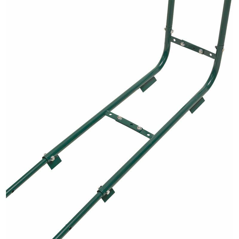 DEMA Brennholz Stapelhilfe SH 150-220