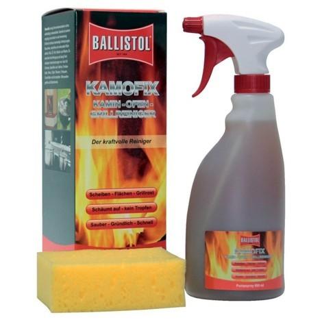 KAMOFIX Nettoyant pour cheminées 600 ml (Par 6)