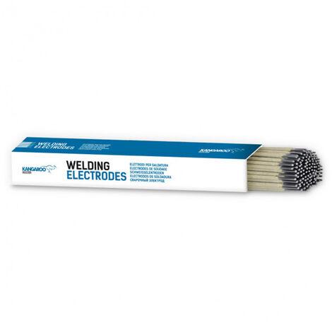 """main image of """"KANGAROO Electrodo basico e7018 diam.3.25mm paquete 5kg (141ud) kangaroo by solter"""""""