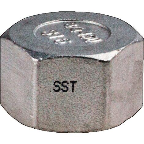 Kappe EN 10226-1 NPS=1/2 Zoll 6-kant L 18,5mm SPRINGER