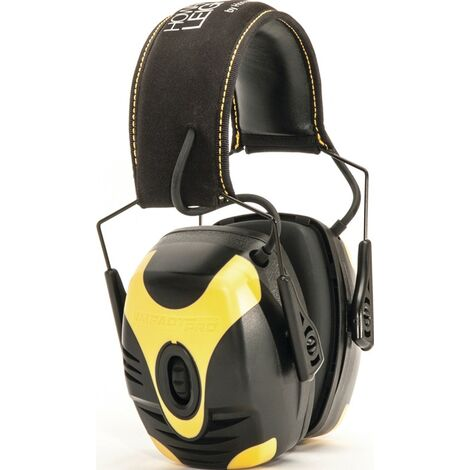 Kapselgehörschutz Impact Pro Industrial All-in-One-Steuerung Audioeingang
