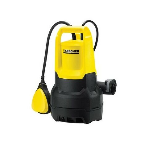 Karcher 1.645-512.0 SP3 Submersible Dirty Water Pump 350 Watt 240 Volt