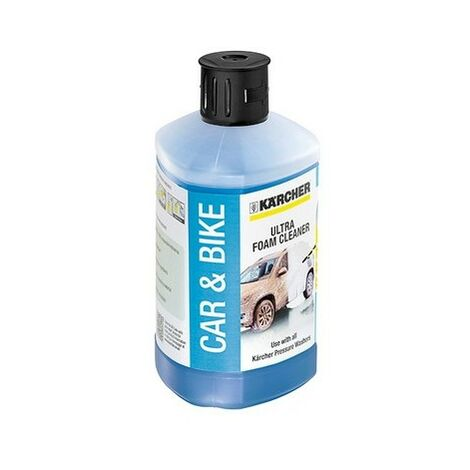 Karcher 6.295-743.0 Ultra Foam Cleaner 3-in-1 Plug & Clean 1 Litre