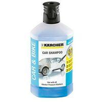 Karcher 6.295-750.0 Car Shampoo 3-In-1 Plug & Clean 1 Litre