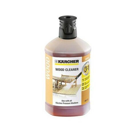 Karcher 6.295-757.0 Wood Cleaner 3-In-1 Plug & Clean 1 Litre