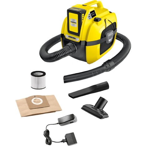 Karcher Aspirador WD1 Compact battery set 18V 7 Lt