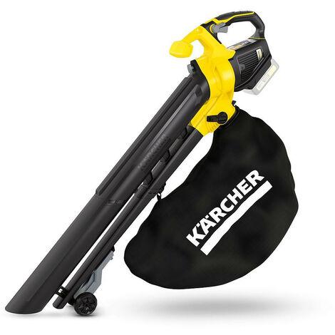 Karcher - Aspirateur souffleur à batterie 18V 200 km/h max sans batterie ni chargeur BLV 18-200 - 1.444-100.0