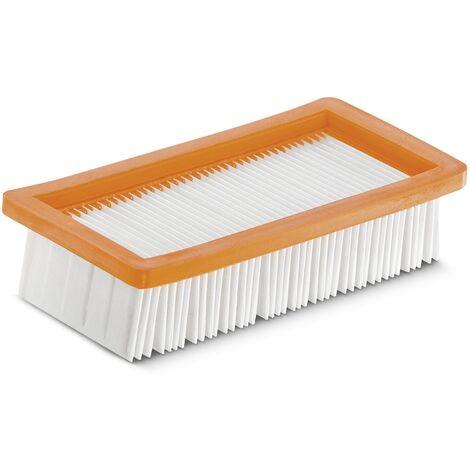 Filtro aspiracenere Karcher fredda AD3200 AD3000 AD3999 plissettato piatto ricambio