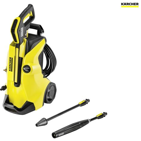 Karcher K4 Full Control Pressure Washer 130 Bar 240 Volt - KARK4FC