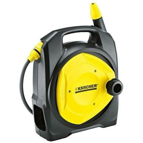 KARCHER MINI AVVOLGITUBO DA BALCONE COMPACT REEL CR 3.110 BALCONY 2.645-210.0 2645210