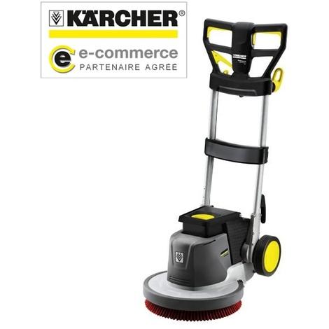 Karcher - Monobrosse Bi vitesse 430mm 1400W (décapage, ponçage, lustrage) - BDS 43/Duo C Adv
