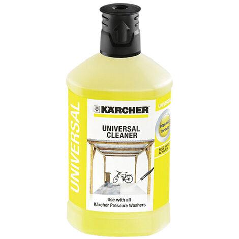Karcher Plug & Clean Universal Detergent Cleaner 1 Litre
