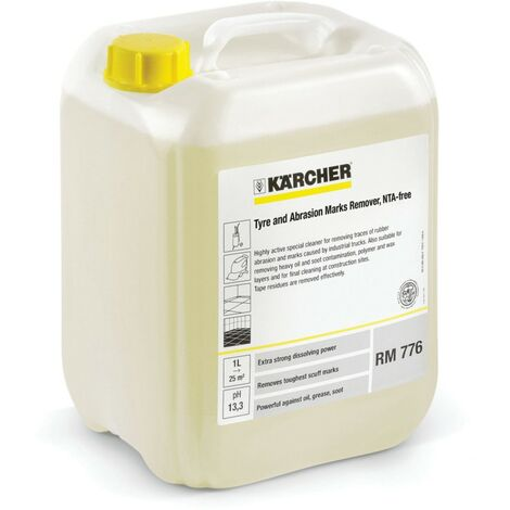 Karcher RM776 Tyre Mark & Stain Remover 10LTR