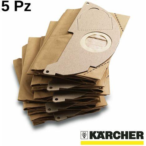 Karcher Sacchetto Filtro in Carta Aspirapolvere Aspiratori WD 2 6.904-322.0
