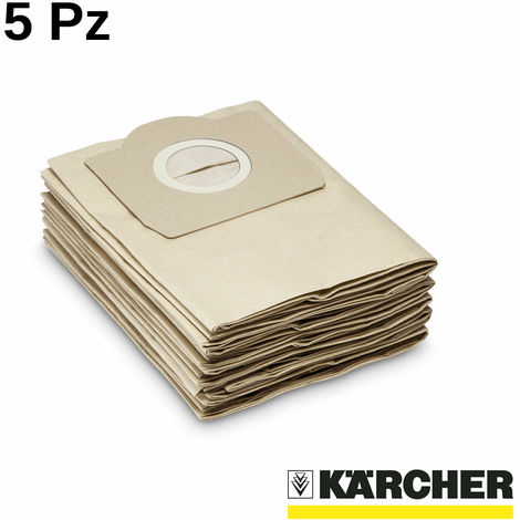 Karcher sacchetto filtro in carta aspirapolvere aspiratori wd 3 6959-1300