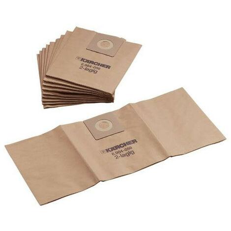Karcher - Sacs filtrants papier (x5) - 69042590