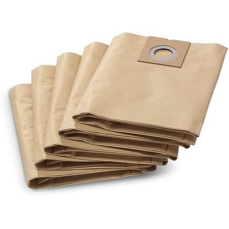 Karcher - Sacs filtrants papier (x5) - 69042900