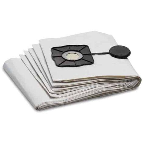 KARCHER Sacs filtrants pour l'eau (x5) - 6.904-252.0