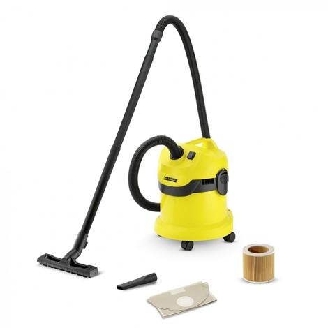 Karcher WD2 (MV2) Domestic Wet & Dry Vacuum Cleaner