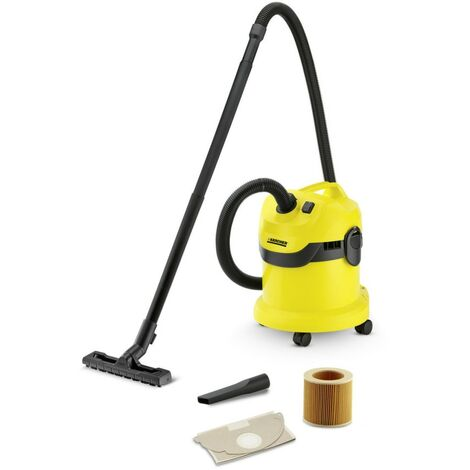 Karcher WD2 (MV2) Domestic Wet & Dry Vacuum Cleaner