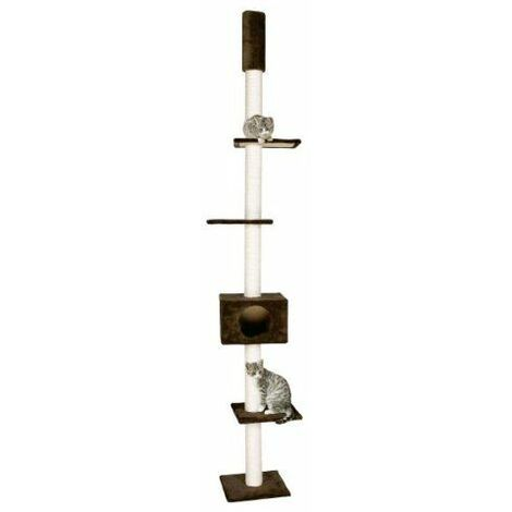 Karlie 34700 Arbre à chat Cometa 35 x 35 x 263 cm Beige