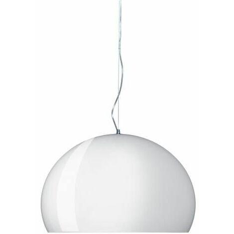 "main image of ""Kartell 903003 Lampe FL/Y Blanc"""