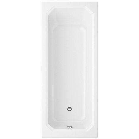 Kartell Astley 1700mm x700mm Single-Ended Bath