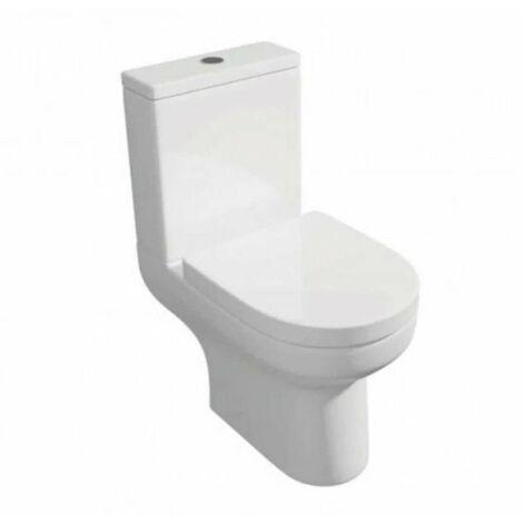 Kartell Bijou Close Coupled Toilet Pan & Cistern