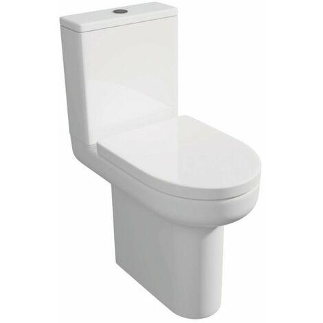 Kartell Bijou Comfort Height Close Coupled Toilet Pan & Cistern