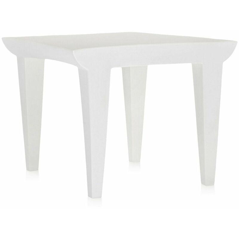 Rajrang - Kartell BUBBLE CLUB Table, blanc