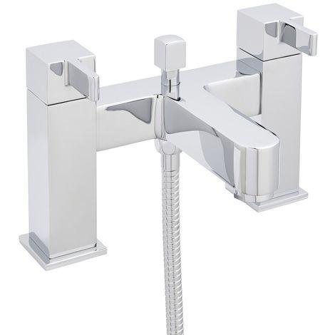 Kartell Eton Brass Bath Shower Mixer