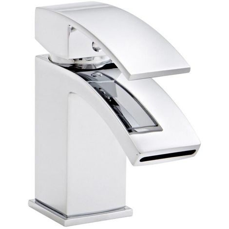 Kartell Flair Brass Mono Basin Mixer