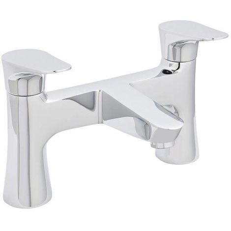 Kartell Focus Brass Bath Filler