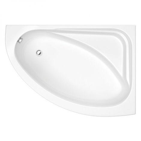 Kartell Formula Offset Corner Bath 1500mm X 1040mm Right Hand