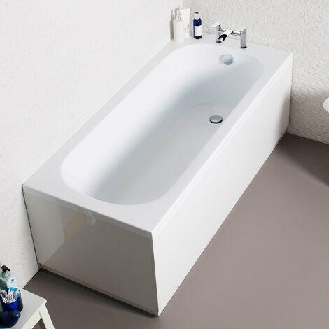 "main image of ""Kartell G4K Single Ended Bath 1400mm x 700mm"""