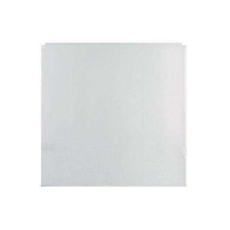 Kartell Ikon End Bath Panel 700mm White