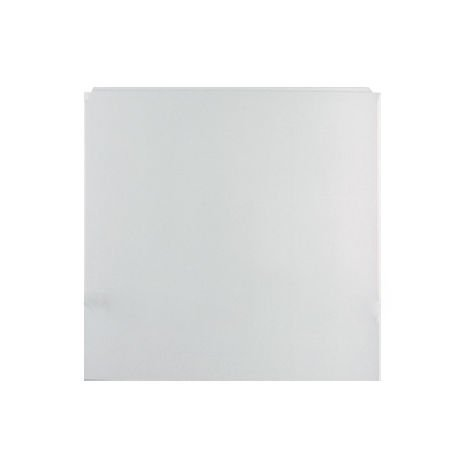 Kartell Ikon End Bath Panel 800mm White