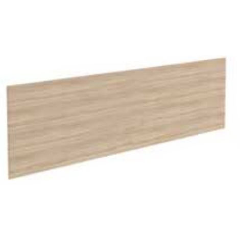 Kartell Ikon Front Bath Panel 1800mm Natural Oak
