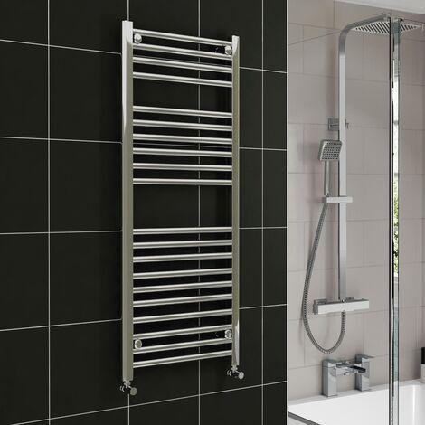 Kartell K RAIL Straight Towel Rail Radiator 500mm x 1200mm Chrome