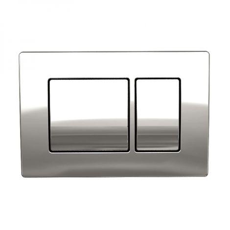 Kartell Keytec Chrome Flush Plate