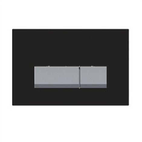 Kartell Keytec Glass Black Flushplate