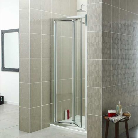 Kartell Koncept Bi-Fold Shower Door 760mm
