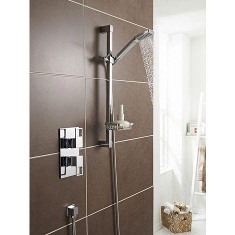 Kartell Kourt Brass Bath Shower Mixer